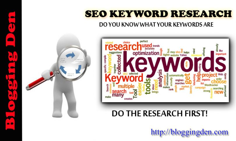 How to do Keyword research? How to Start?