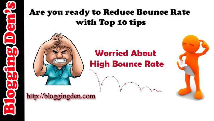 How to Reduce Bounce Rate in 10 steps?