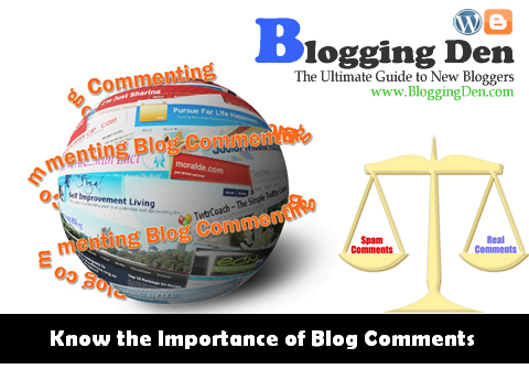 Know the Importance of Blog Comments