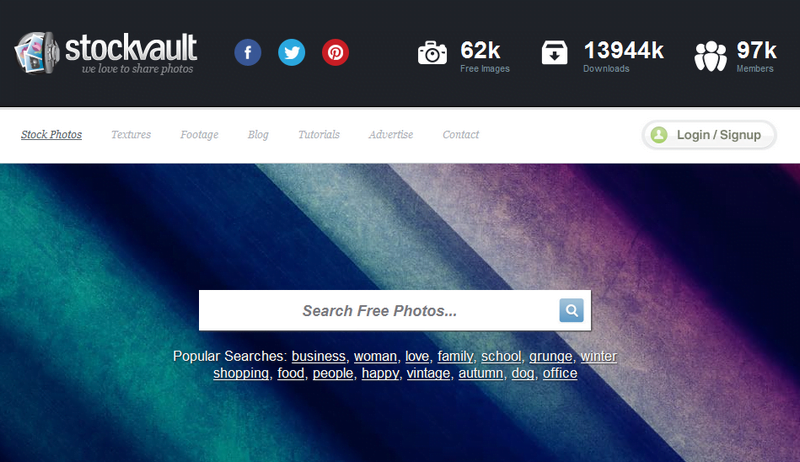 Stockvault free images for bloggers