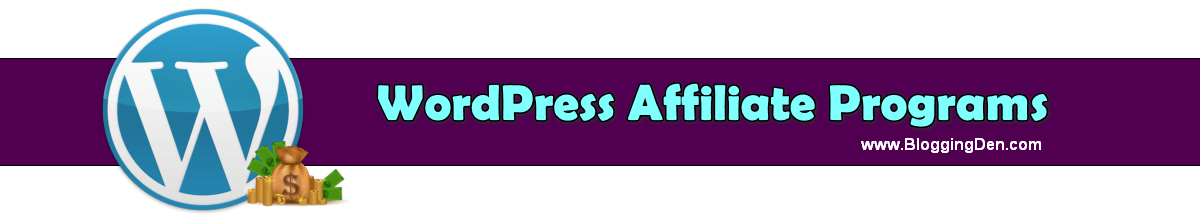 best wordpress affiliate programs list