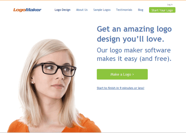 Free logomaker logo creation services