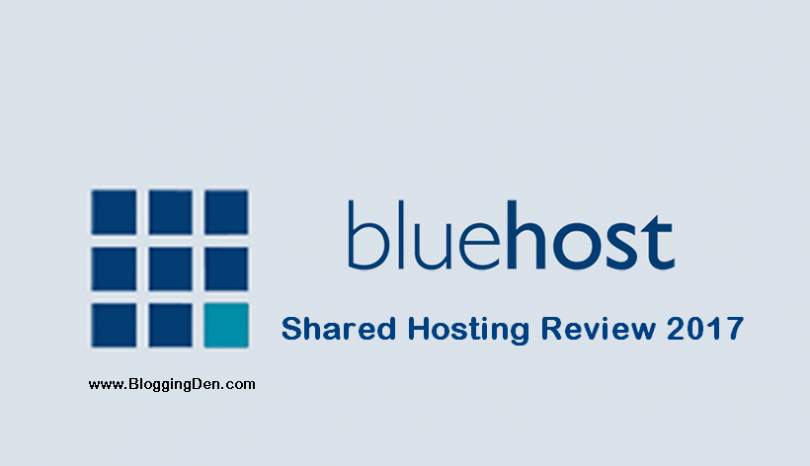 BlueHost Shared Hosting Review 2017 : Every Professional Blogger Choice