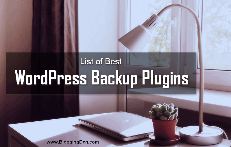 List of best Wordpress backup Plugin 2016