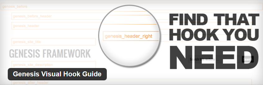 Genesis visual hook guide Plugin
