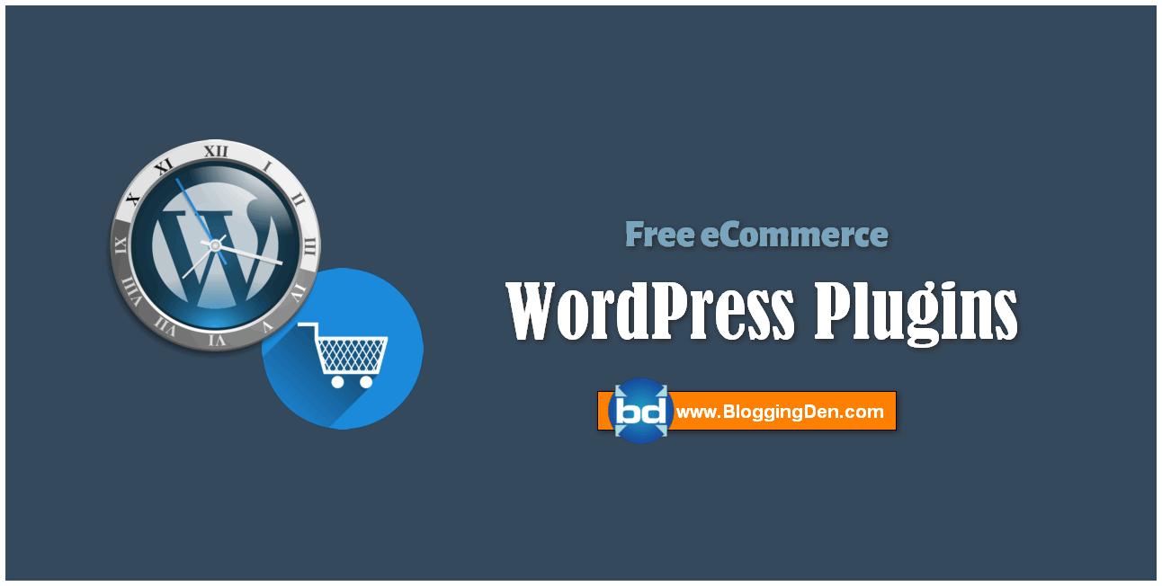 best free ecommerce wordpress plugins