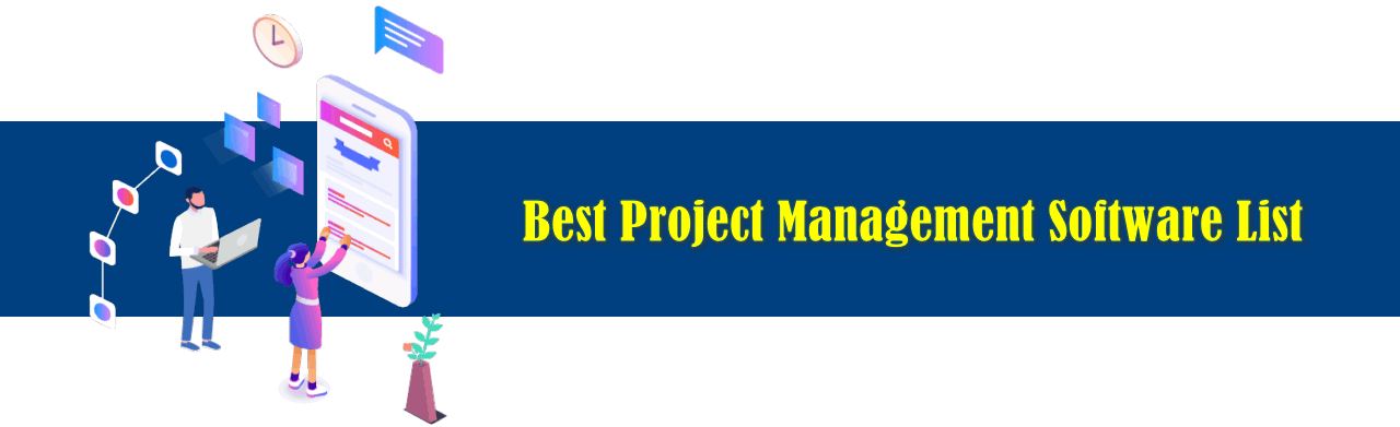 Best project management software list