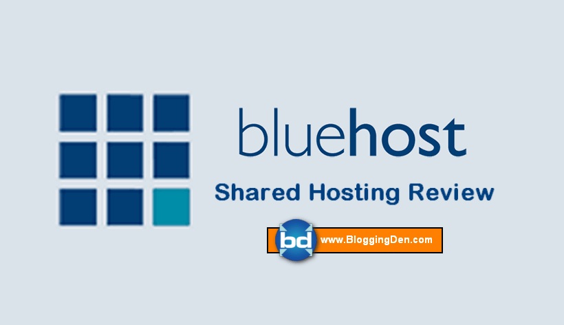 Bluehost shared hosting review 2018