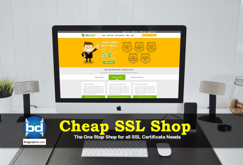 Cheap SSL Shop The One Stop Shop for all SSL Certificate Needs
