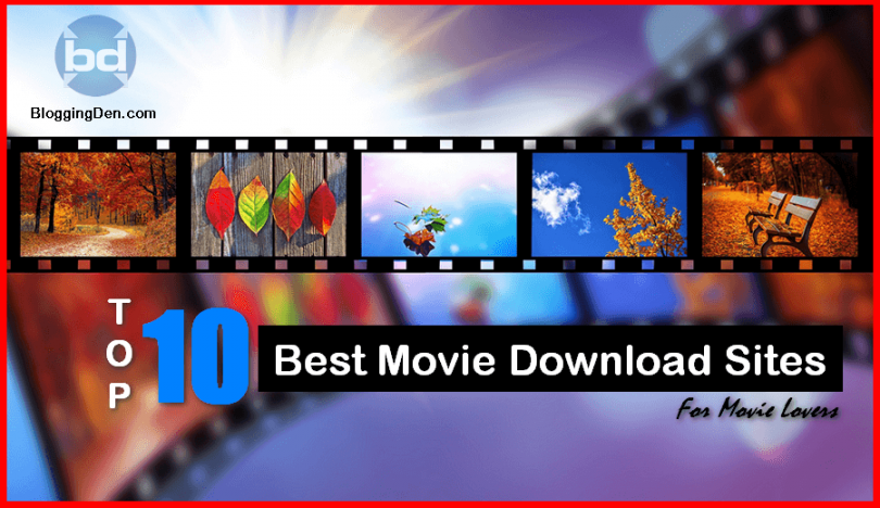 Best Movie Download Sites for movie lovers
