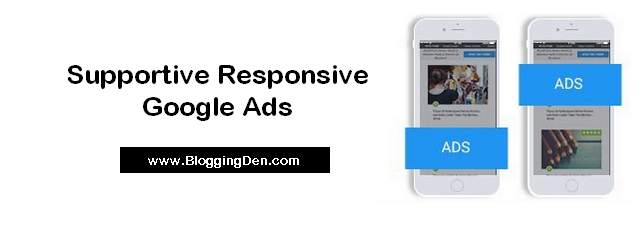 Supports Responsive Google Ads