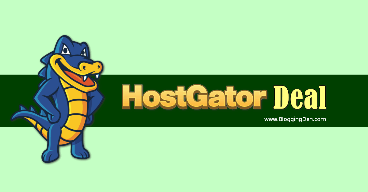 hostgator deal and coupon code