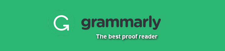 Grammarly best proof reader tool