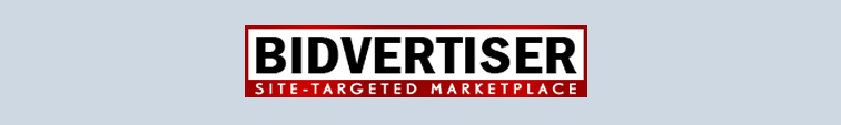 Bidvertiser - Webmaster make money program