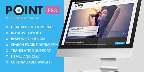 PointPro wordpress theme