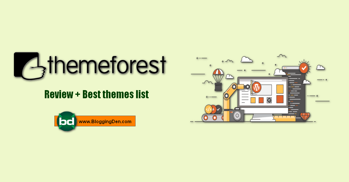 themeforest review and best themes list