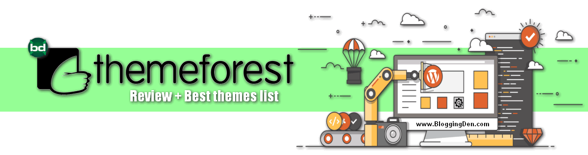 themeforest review and best themes