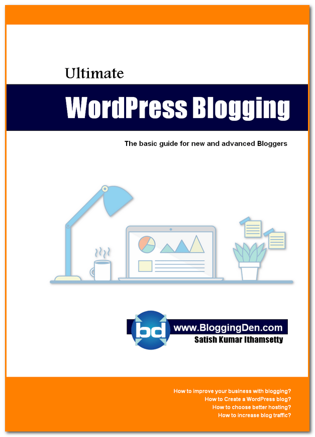 How to start a new blog ebook cover