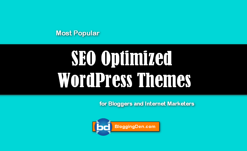 SEO Optimized WordPress themes