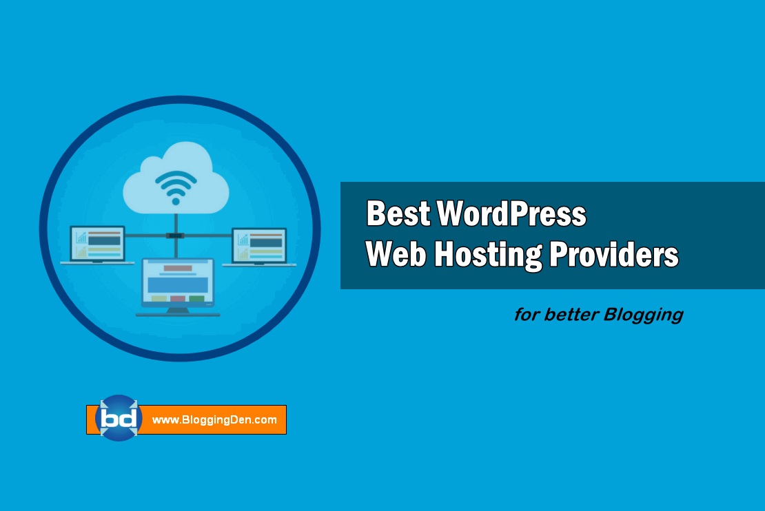 best wordpress web hosting providers