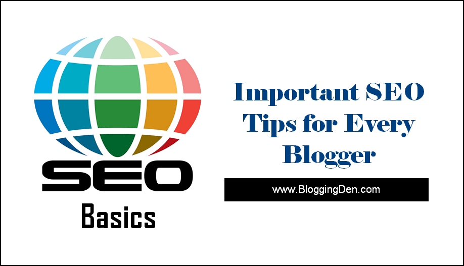 seo basics 2018 tips