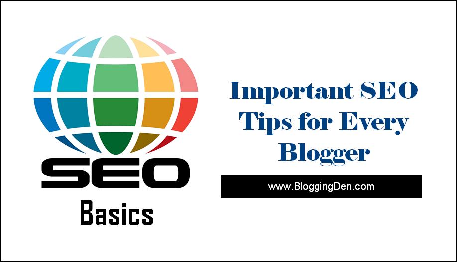 seo basics 2020 tips