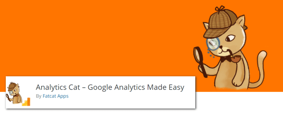 Analytics Cat – Google Analytics Made Easy