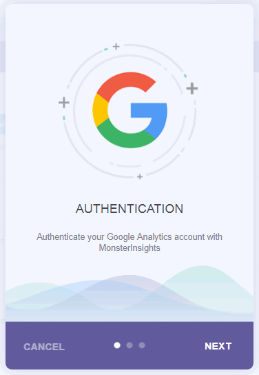 GA authentication