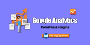 google analytics wordpress plugins