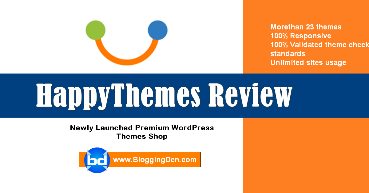 Happythemes review 2020