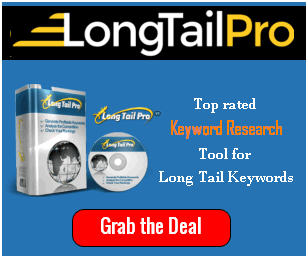 Long tail Pro Black Friday Deal 2019 for Bloggers and Internet Marketers