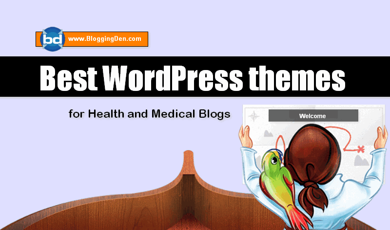 best wordpress themes for health blogs