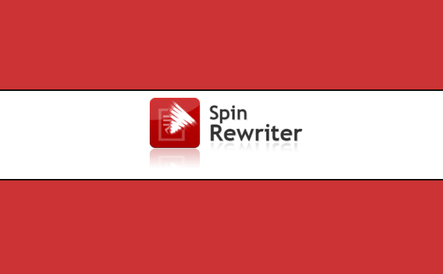 Spin rewriter deal