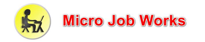 Micro Job Works