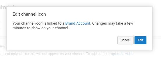 add edit channel icon
