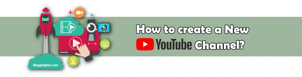 how to create a new youtube channel in 2020