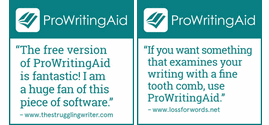prowritingAid tool