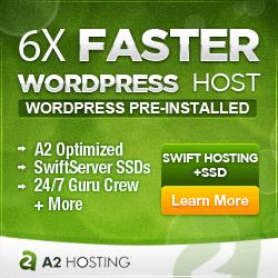 A2Hosting web hosting deal