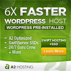 A2Hosting web hosting deal