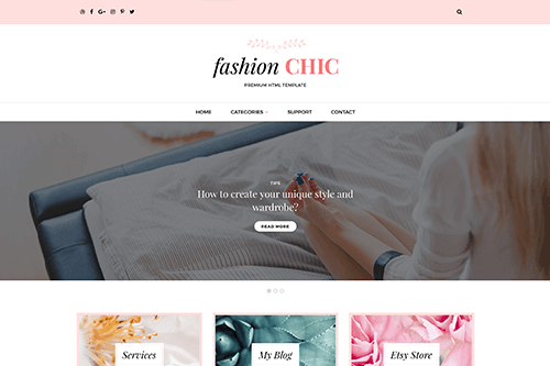 fashion-chic-theme