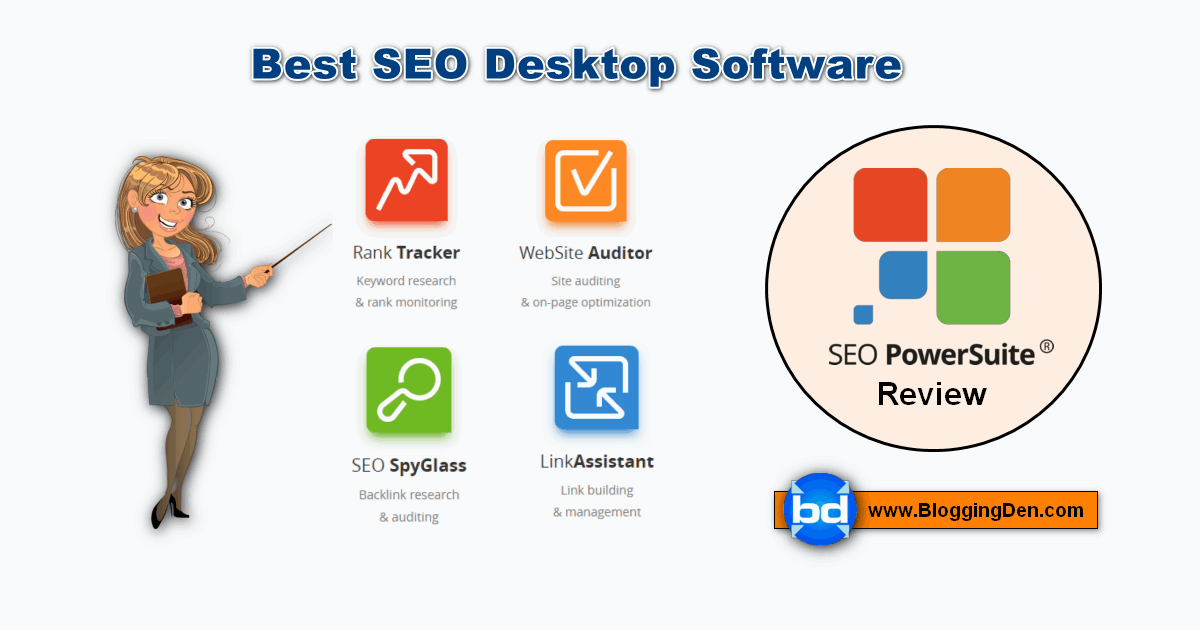 SEO PowerSuite Review 2019: The Best SEO Ranking Software