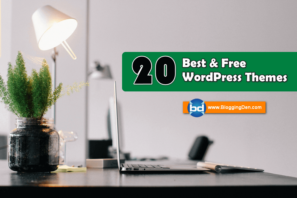best wordpress free themes for newbies
