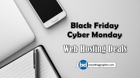 Best Black Friday and Cyber Monday Web hosting deals 2018 (Save upto 90%)