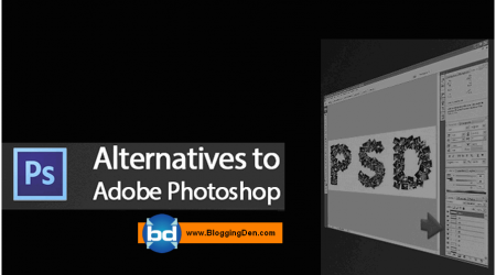 Free Photoshop alternatives for Bloggers and Photo Editors
