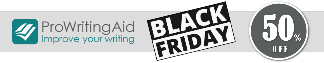 ProWritingAid Black Friday offer