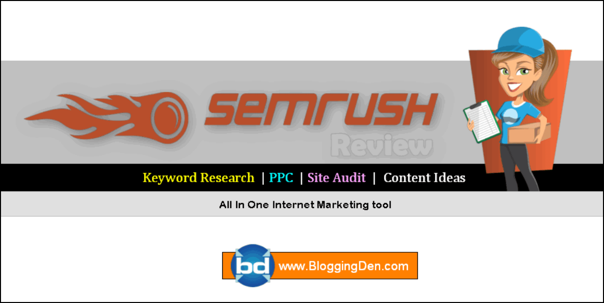 Online Voucher Code Semrush April 2020