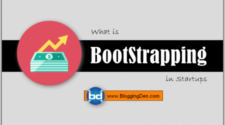 What is Bootstrapping in Startups?