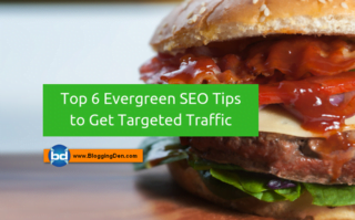 evergreen SEO tips for Bloggers