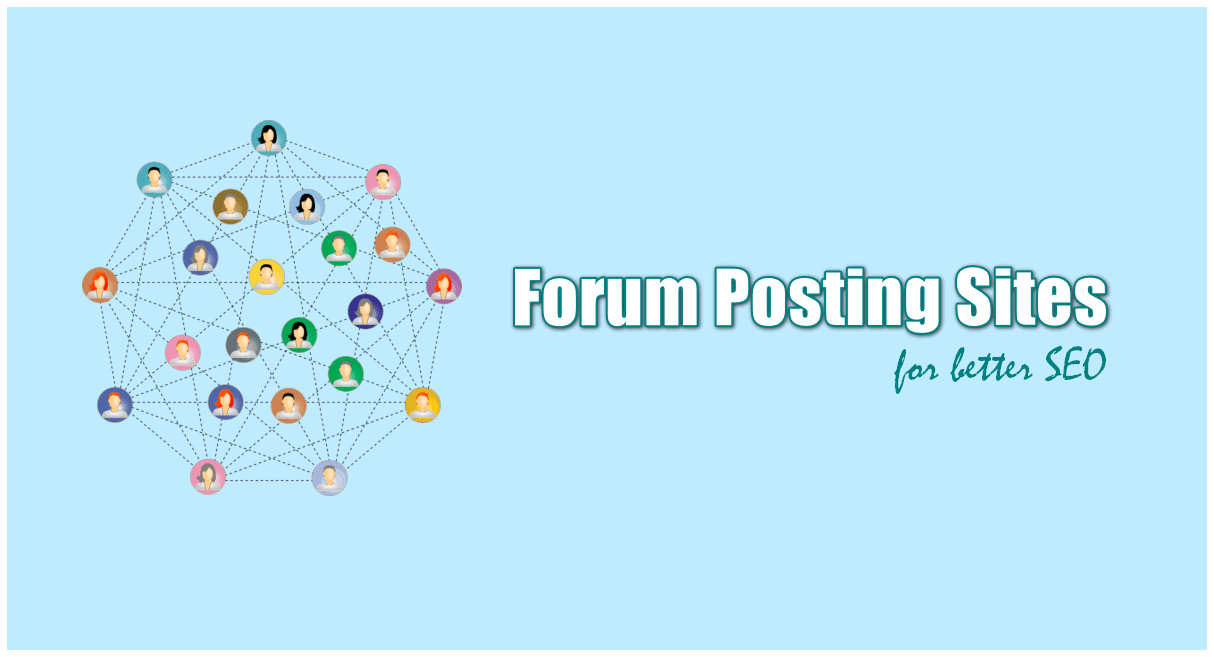Forum posting sites list 2019 are good online discussion sites. You can post the questions in the given topic and get solutions from the experts. 150+ Forums.