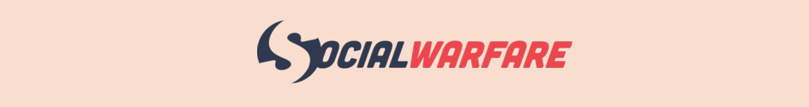 socialwarefare wordpress plugin